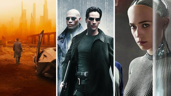 Os 5 melhores filmes de ficção científica disponíveis na