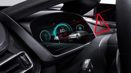 Bosch planeja lançar display para carros com tecnologia 3D
