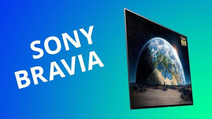 TV Sony XBR65A1E: o som que