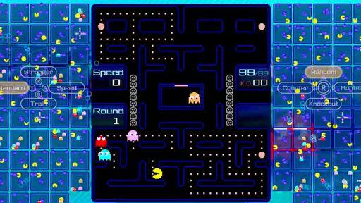 Pac-Man 99 é o novo battle royale do momento, gratuito para Nintendo Switch