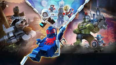 LEGO Marvel Super Heroes 2 chega hoje (14) ao PS4, Xbox One, Switch e PC