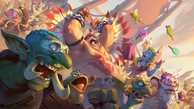 Hearthstone ganha nova expansão com temática de trolls e mais 350 cartas