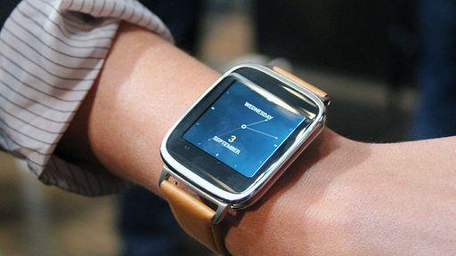 MWC 2015: testamos o Zenwatch da ASUS