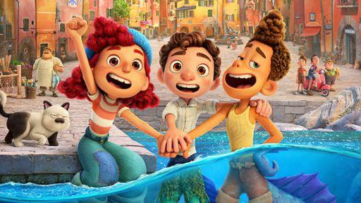Que horas estreia Luca no Disney+?
