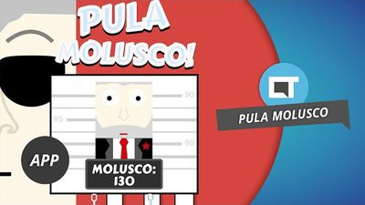 Pula Molusco, o game do Lula e da PF [Dica de App]