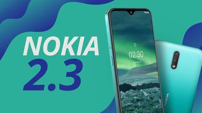 A Nokia voltou ao Brasil? Conheça o Nokia 2.3 [Unboxing/Hands-on]