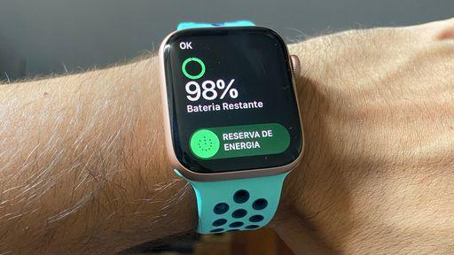 Como ativar e desativar a reserva de energia do Apple Watch