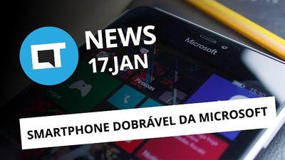 Smartphone dobrável da Microsoft, Mi Mix Evo, Nintendo Switch esgotado nos EUA e