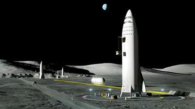 SpaceX anunciará nesta segunda (17) quem será tripulante da viagem do BFR à Lua