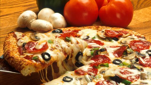 Pizzas da NASA feitas por impressora 3D serão servidas na Terra