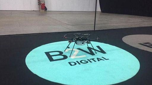 B2W começa a testar entregas utilizando drones