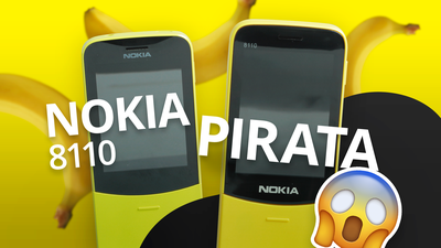 "Nokia 8110 ""Banana Phone"" PIRATA?"