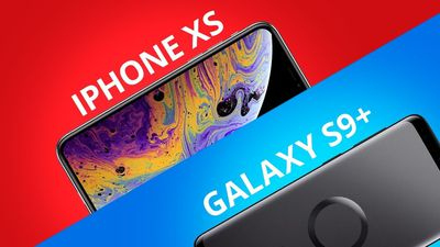 iPhone XS vs Galaxy S9+ [Comparativo]