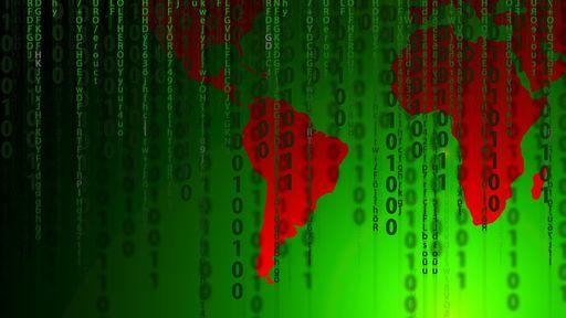 Brasil é o 5º maior alvo de crimes digitais no mundo em 2021