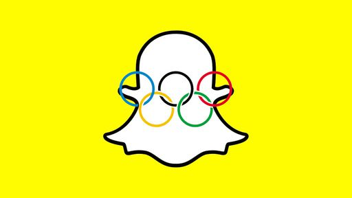 Snapchat lança novos filtros e adesivos para os Jogos Olímpicos
