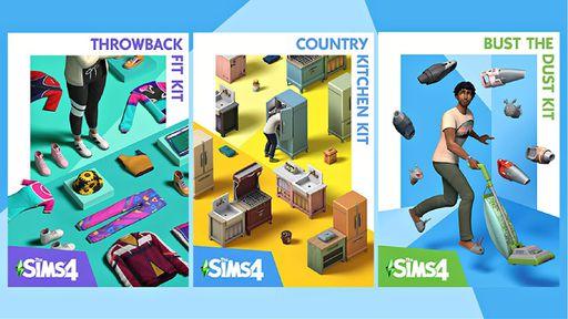The Sims 4: vale a pena comprar os novos kits do jogo?