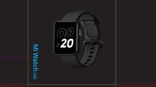 Xiaomi Mi Watch Lite é certificado com tela quadrada e recursos esportivos