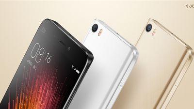 Com Mi 5 e Mi 4S, Xiaomi apresenta sua nova geração de smartphones