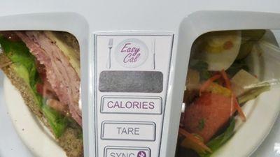 GE desenvolve micro-ondas capaz de determinar valor calórico de refeições