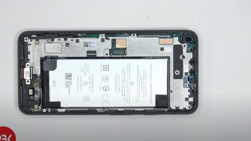 Desmonte do Pixel 5a revela baixo nível de reparabilidade do aparelho