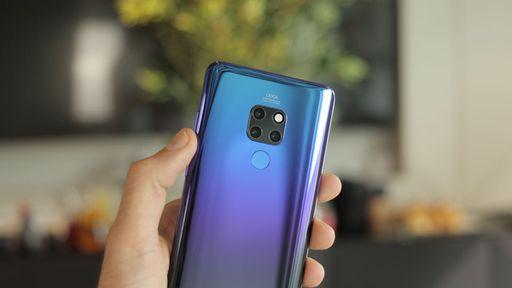 Huawei deve lançar Mate 30 5G em dezembro