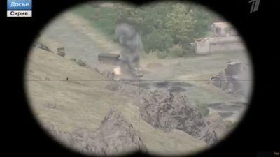 Rússia utiliza cenas de jogo em TV estatal para retratar guerra na Síria