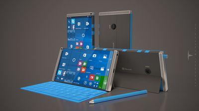 Surface Phone, da Microsoft, pode começar a ser produzido em breve