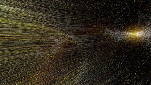 Como seria viajar à velocidade da luz pelo Sistema Solar? Veja o vídeo!