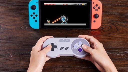Vazou! Registro revela controle sem fio de SNES para Nintendo Switch
