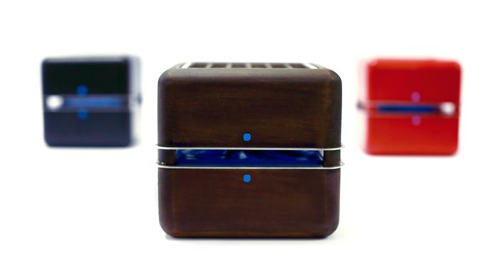 Startup cria mini ar-condicionado portátil que funciona a bateria