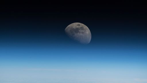 A Lua é mais antiga do que imaginávamos, aponta estudo