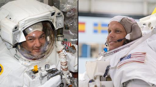 Crew-4: conheça dois dos astronautas que irão à ISS com a Crew Dragon em 2022