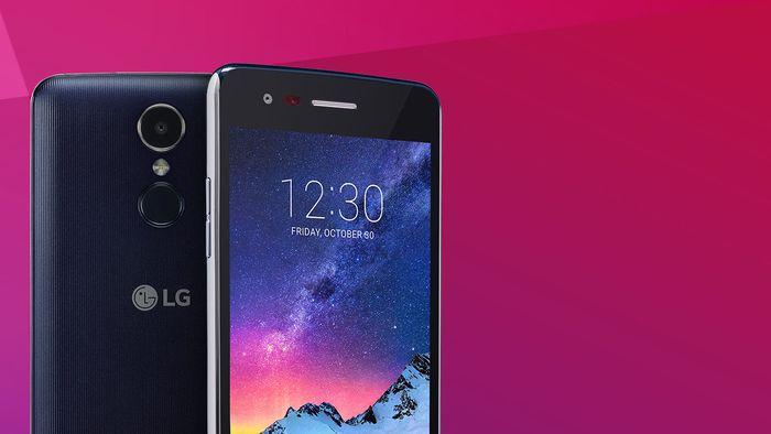 LG lança o K8+, mais novo modelo de entrada da companhia