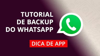 Como fazer backup do WhatsApp? #Tutorial