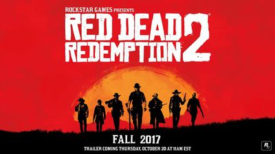 Loja lista data para Red Dead Redemption 2
