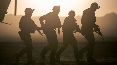 Exército dos EUA está construindo um campo de RV para treinar soldados