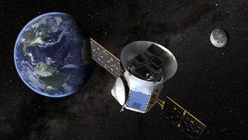 NASA lança satélite TESS para buscar novos exoplanetas