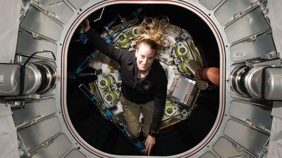 NASA realiza testes com habitat inflável na Estação Espacial Internacional