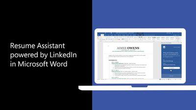 LinkedIn e Microsoft trazem melhorias para ferramenta de criação de currículos