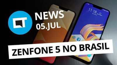 Zenfone 5 no Brasil; Galaxy X na CES 2019; iPhones coloridos e + [CT News]