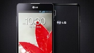 LG lança Optimus G para competir com o iPhone 5 e Galaxy S III