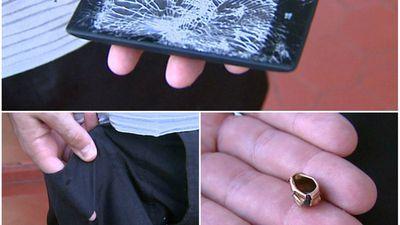 Nokia Lumia 520 salva vida de policial que poderia ter levado um tiro