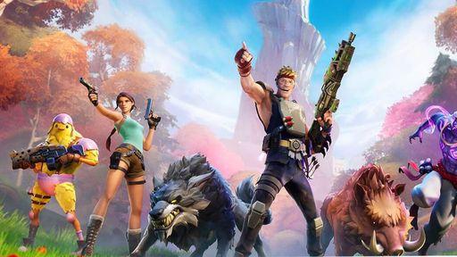 Fortnite tem Lara Croft e Ravena como novas personagens; Neymar chega em breve