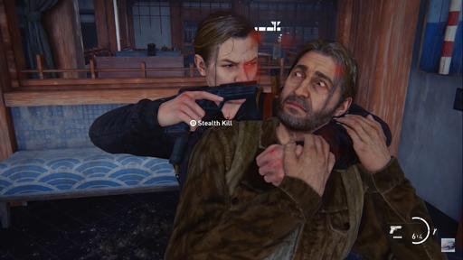 The Last of Us Part II | Fãs descobrem como fazer Abby matar Tommy