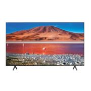 "Smart TV Crystal UHD 4K LED 70"" Samsung - 70TU7000 Wi-Fi Bluetooth 2 HDMI 1 USB Cinza Escuro"