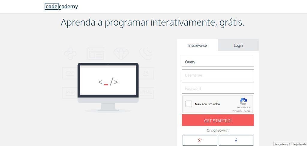 Sites para aprender a programar