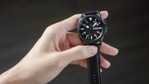 Galaxy Watch 3 ganha atualização e passa a avaliar sua noite de sono