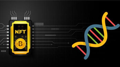 Gênio de Harvard vende seu próprio código genético como NFT