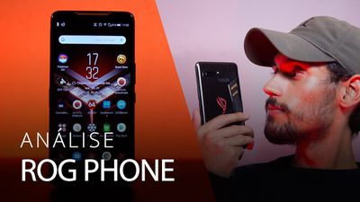 ROG Phone: o smartphone gamer da ASUS [Análise / Review]