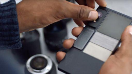 Google suspende investimentos para celular modular com partes intercambiáveis